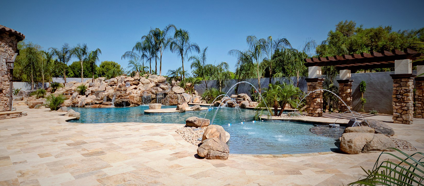 Rondo Pools Spas Arizonas Premier Custom Pool And Spa Specialist